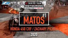 // MATOS – HONDA 450 CRF //
