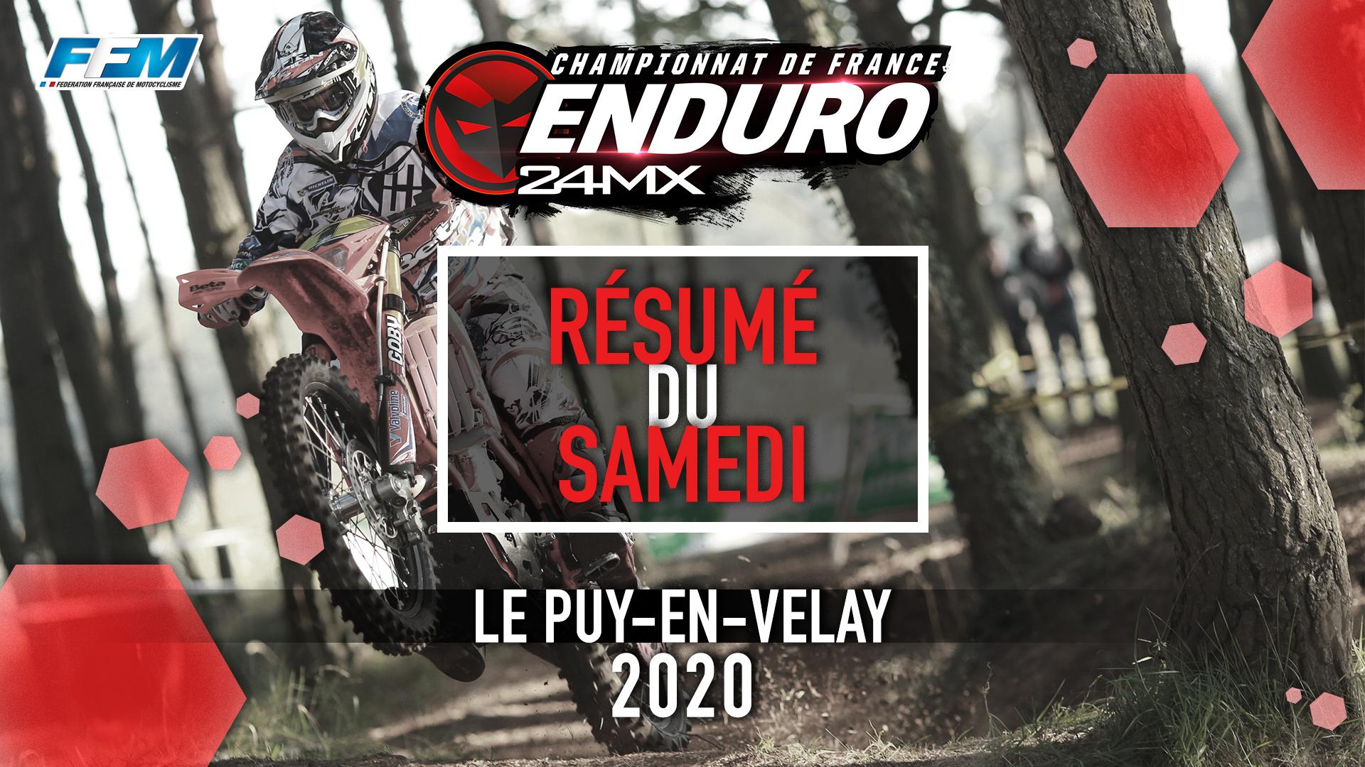// RESUME DU SAMEDI – LE PUY EN VELAY (43) //