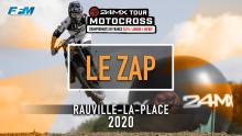 // LE ZAP DE RAUVILLE LA PLACE (50) //
