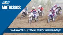 // CHAMPIONNAT DE FRANCE FÉMININ DE MOTOCROSS //