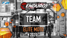// TEAM – ELITE MOTO //