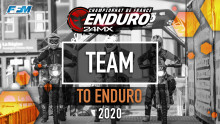 // TEAM – TO ENDURO //