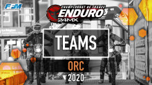 // TEAMS – HONDA ORC //