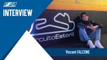 // INTERVIEW AVEC VINCENT FALCONE //