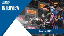 // INTERVIEW AVEC LUCAS MAHIAS //