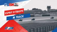 // ESPRIT D'EQUIPE M TRACK //