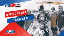 // ESPRIT D'EQUIPE TEAM ASPI //