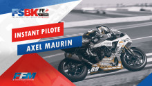 // L'INSTANT PILOTE AXEL MAURIN //