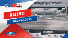 // RALENTI DE MAGNY COURS //